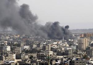 Gaza Attack1