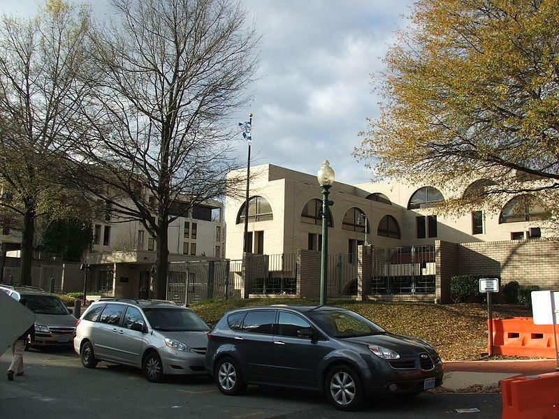 Ambassade Israel