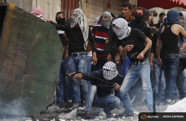 Derde Intifada - mo be - Henny