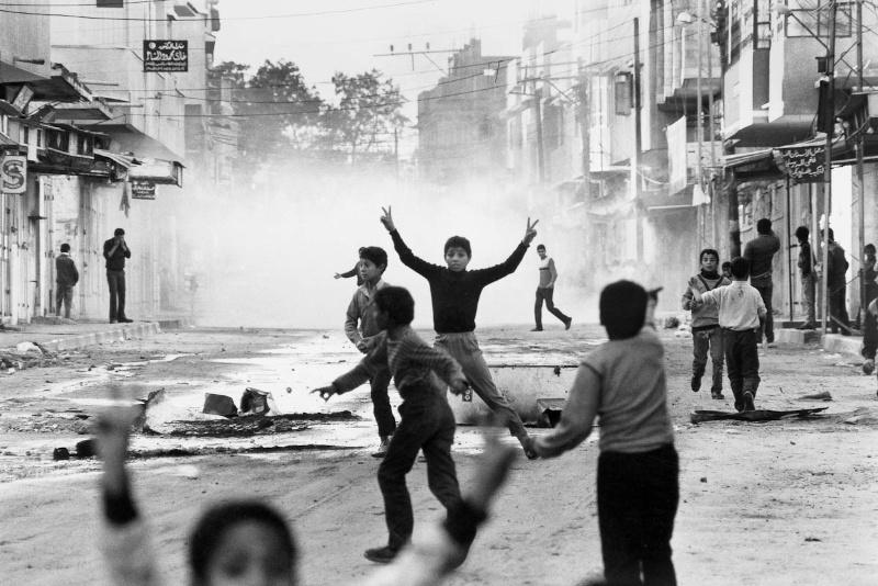 Eerste Intifada - npogeschiedenis nl - Henny